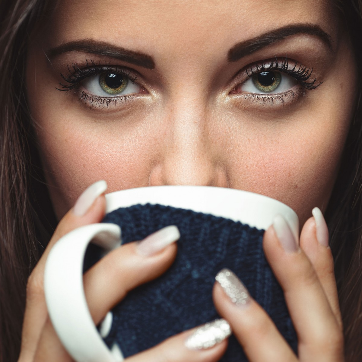 Why drinking coffee is good for your eyes